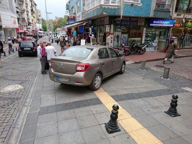 İzmit Zabıtası'ndan araç sürücülerine uyarı
