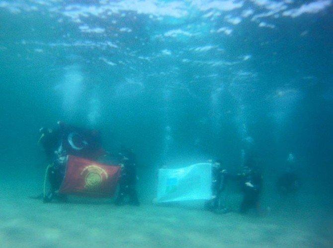 Balıkesir'de su altı ve üstü kurtarma timi kuruluyor