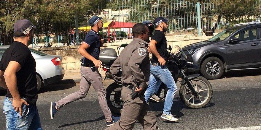 Kudüs'te silahlı saldırı: 1 ölü, 6 yaralı