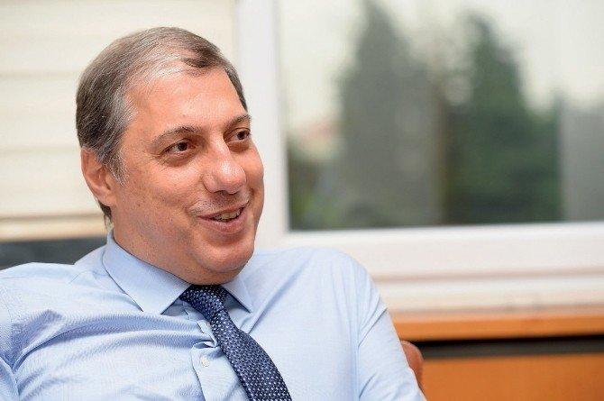 """Nazifoğlu: """"Galatasaray'ın kalbini bize emanet ettiler"""""""