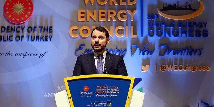 Albayrak: Türkiye, enerji projelerine güven veren bir partner oldu