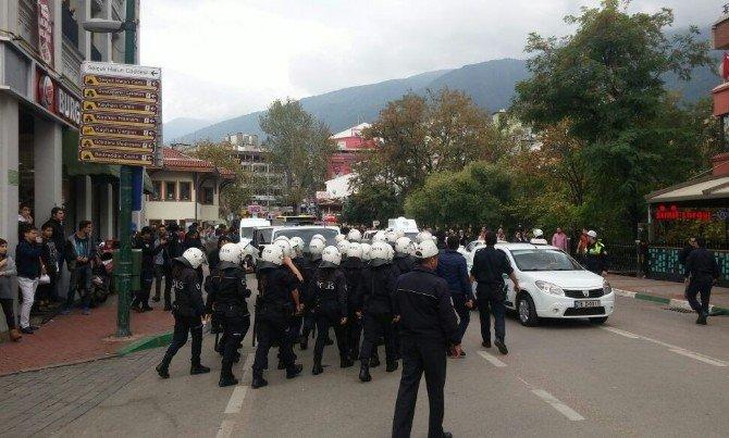 HDP'lilerden 10 Ekim provokoasyonu