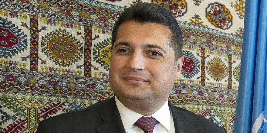 Türkiye'nin Abu Dabi Büyükelçisi Dizdar görevine başladı