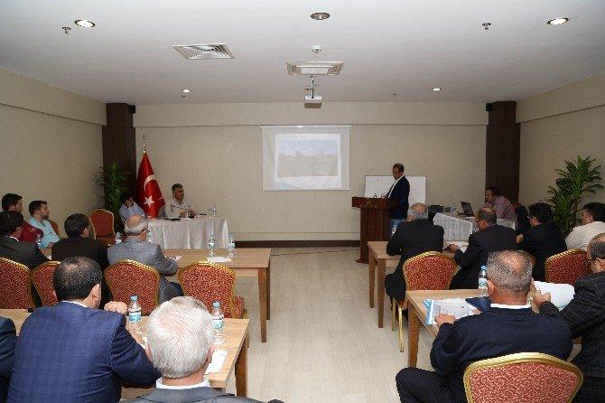 Ereğli Belediyesi'nin çalışmaları değerlendirildi