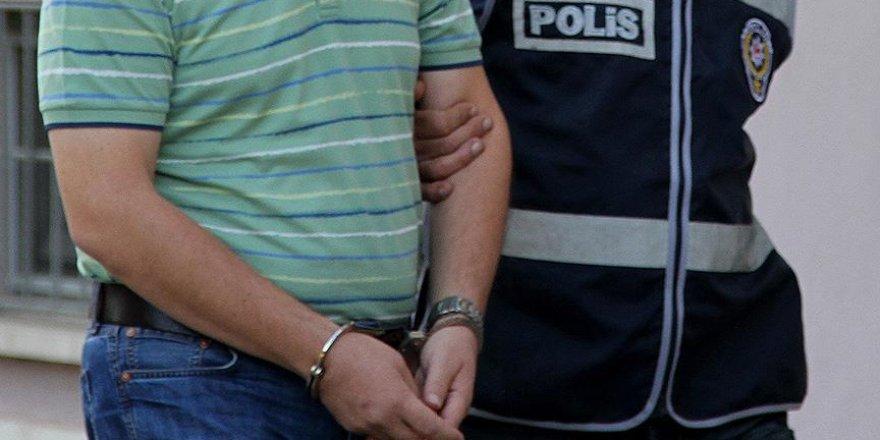 Karşıyaka yöneticisi gözaltına alındı