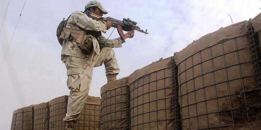 Afganistan'da 34 DAEŞ üyesi öldürüldü