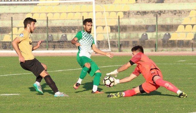 Akhisar Belediyespor Balıkesirspor ile 2-2 berabere kaldı