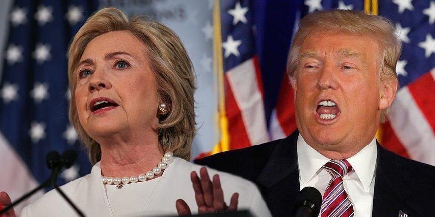 """Trump'tan Clinton'a """"hapis"""" tehdidi"""
