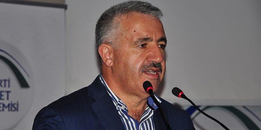 Arslan: Büyüyen Türkiye'yi istemeyenler var