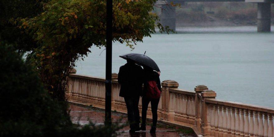 10 Ekim 2016 yurtta hava durumu