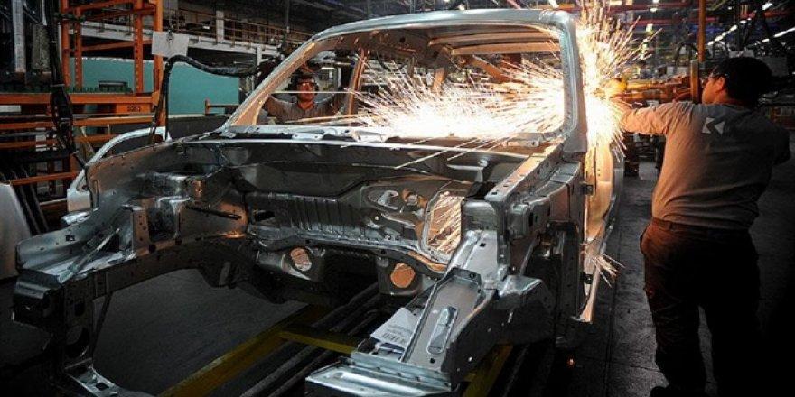 Sanayi üretimi yüzde 9,4 arttı