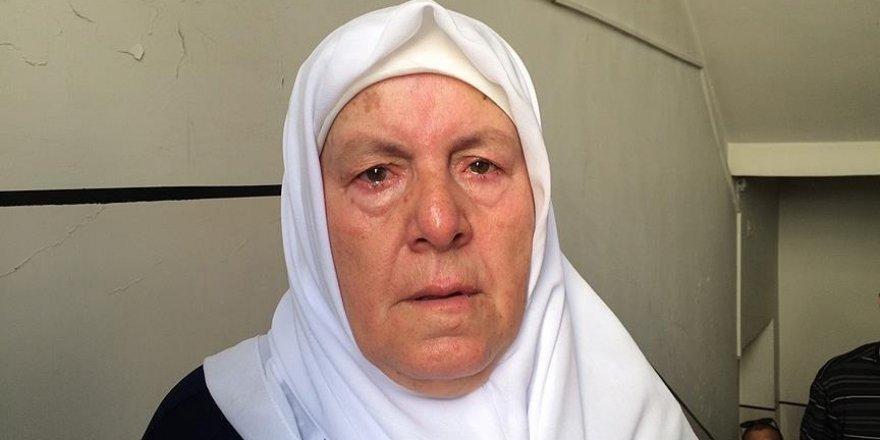 'İsrail işgali bizi ölüme sürüklüyor'