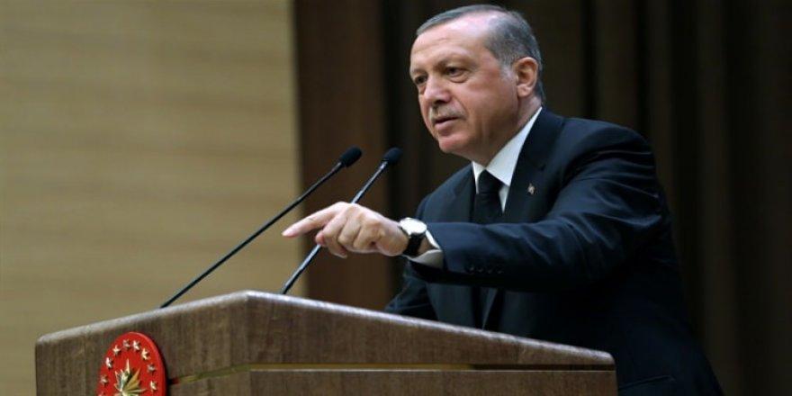 Erdoğan'ın hükümete gösterdiği yeni hedef
