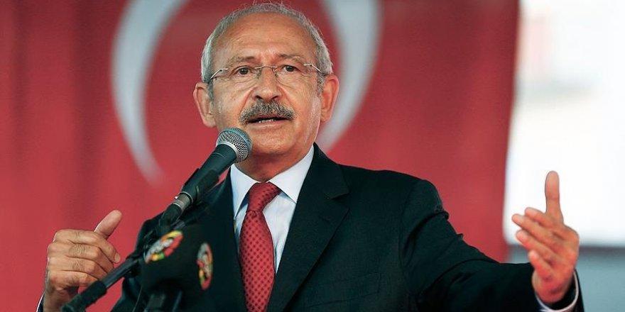 """Kılıçdaroğlu: """"Dindarlık yeniden tanımlanmalı"""""""