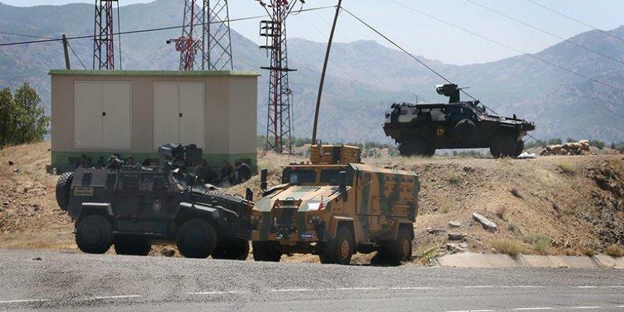 Diyarbakır'da askeri üsse terör saldırısı: 1 şehit, 6 yaralı