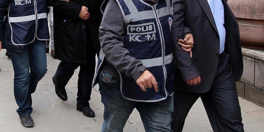 Konya'da 13 kişi FETÖ'den gözaltına alındı