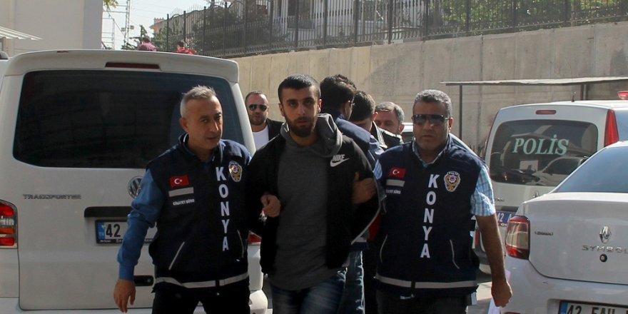 Konya'daki o cinayetten iki zanlı tutuklandı