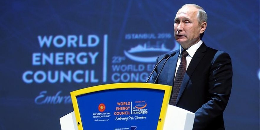 Putin: Üretimiz kısıtlanmasını destekliyoruz