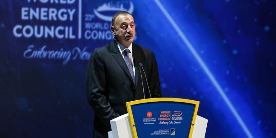 'Türkiye ile enerji güvenliği altyapısı oluşturduk'