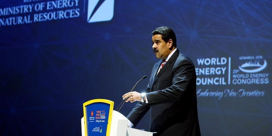'Yatırımcılar için Venezuela'da büyük fırsatlar var'