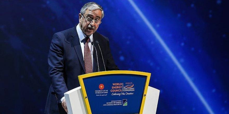 'Kıbrıs bölgesinde çıkarılacak doğalgaz Avrupa'ya ulaştırılabilir'