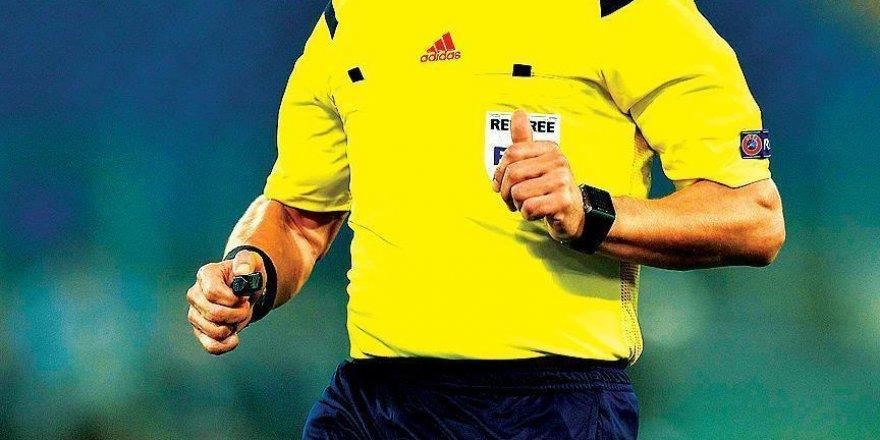Atiker Konyaspor - Gent maçına Danimarkalı hakem