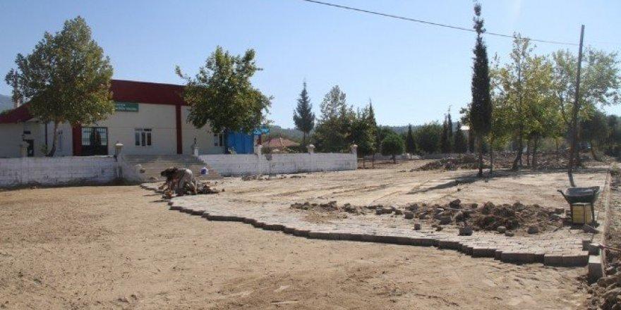 Bir mahalle daha toz ve çamurdan kurtulacak