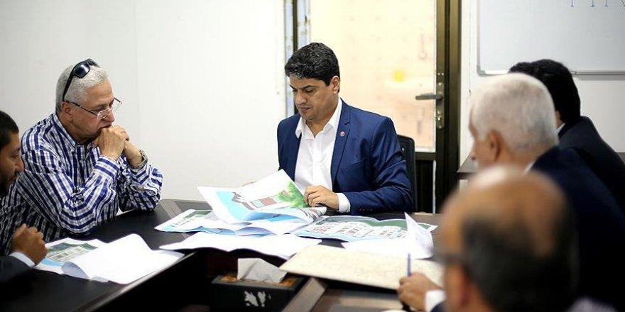 TİKA'nın Gazze'deki konut projesinin yüzde 65'i tamamlandı