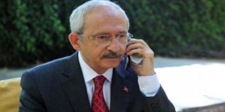 Kılıçdaroğlu'ndan Pervin Buldan'a taziye telefonu