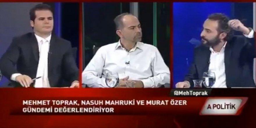 Cumhurbaşkanı Erdoğan'ı tehdit etti! Cevabını aldı