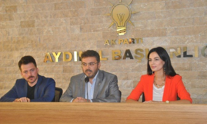 AK Parti Aydın İl Kadın Kolları yönetimi belirlendi
