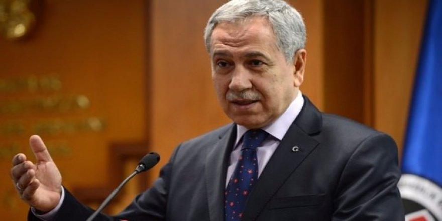 Adalet Bakanlığı'ndan Bülent Arınç açıklaması