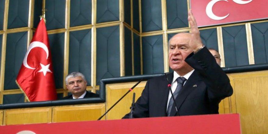 Bahçeli'den sürpriz 'Başkanlık' açıklaması