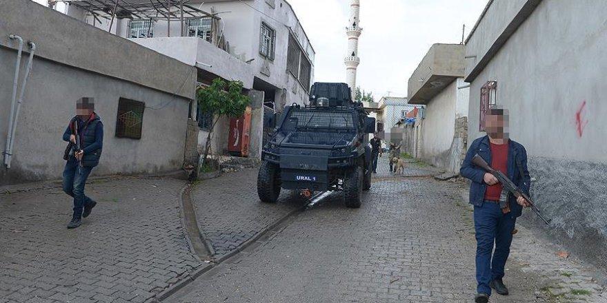 Şırnak'ta eylem hazırlığındaki 4 terörist yakalandı