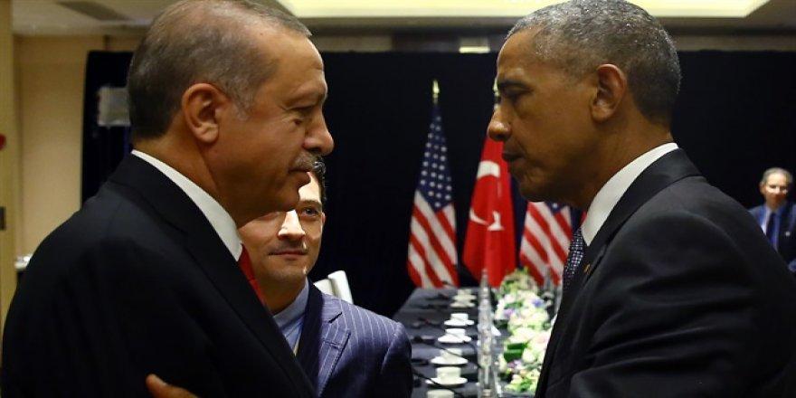 Erdoğan: Obama bize verdiği sözü tutmadı