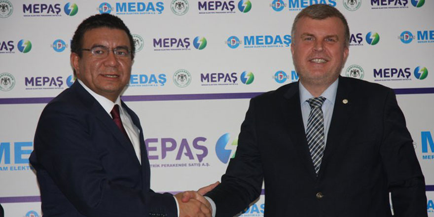 MEDAŞ, Atiker Konyaspor'a bu yıl da destek verecek