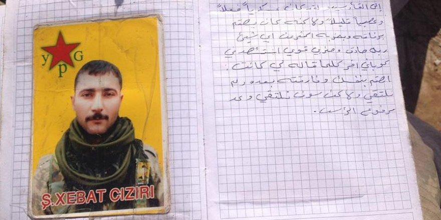 Hakkari'deki operasyonda YPG belgeleri ve mühimmat ele geçirildi