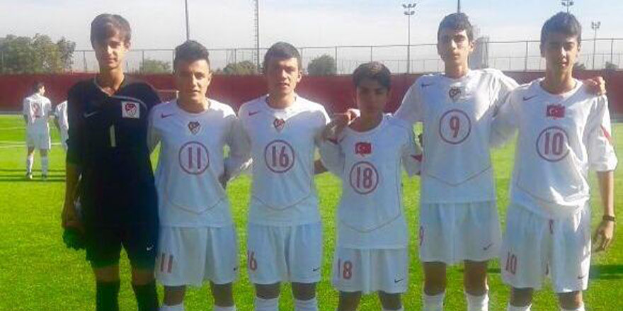 Konyasporlu 6 oyuncuya milli davet