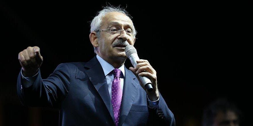 Kılıçdaroğlu'ndan skandal sözler: Darbeyi AK Parti yaptı!