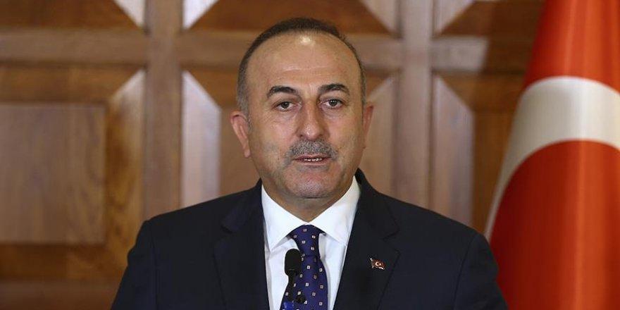 Dışişleri Bakanı Çavuşoğlu'nun telefon diplomasisi