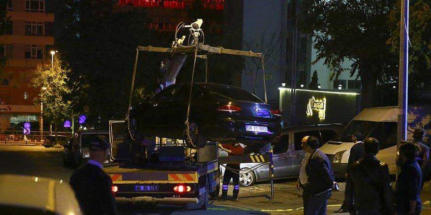 Ankara'da gece kulübünde silahlı kavga