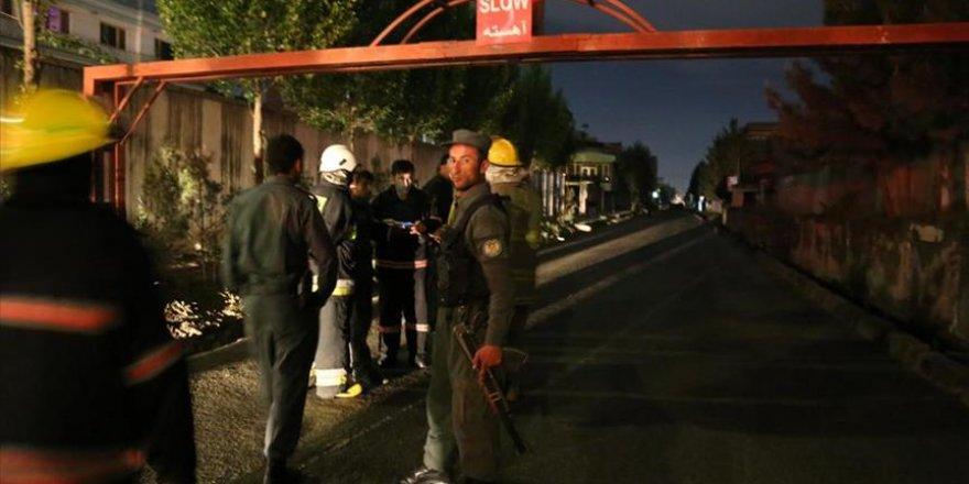 Türbeye saldırı: 14 ölü, 36 yaralı