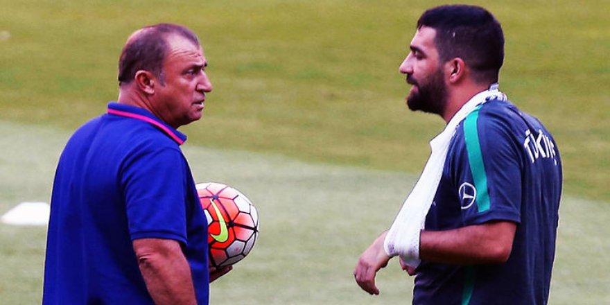 """Arda'nın Terim'i çıldırtan sözü! """"Biz Barcelona'da bile..."""""""