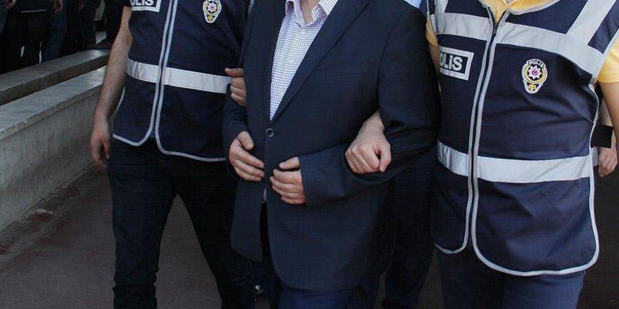 İş adamına FETÖ tutuklaması