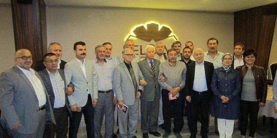 İlk Esnaf Örgütü Konya'da kuruldu
