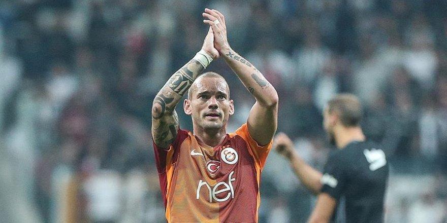 Sneijder Gençlerbirliği maçında yok
