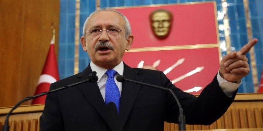 Kılıçdaroğlu: 'Bana FETÖ'cü diyorlar'