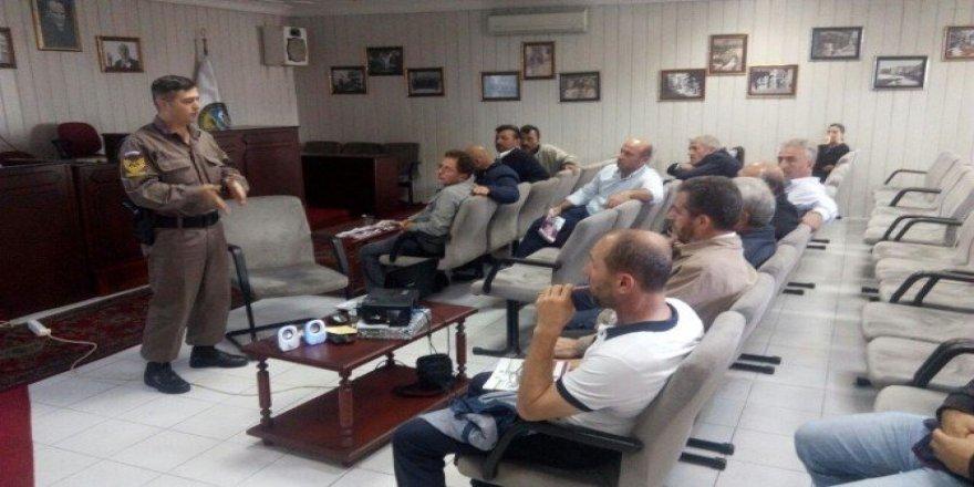 Trabzon'da 4 bin 500 sürücüye sertifika verildi