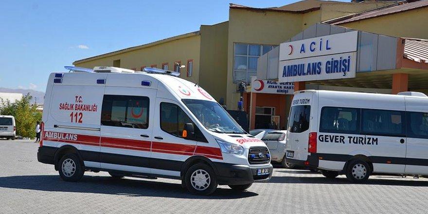 Şemdinli'deki terör saldırısında yaralanan Sönmez yaşamını yitirdi