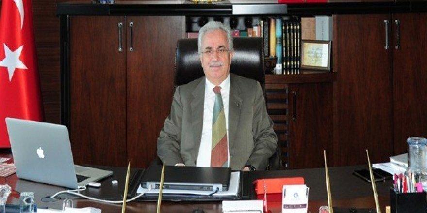 Prof. Dr. Yaylalı KOSGEB üyesi olarak seçildi